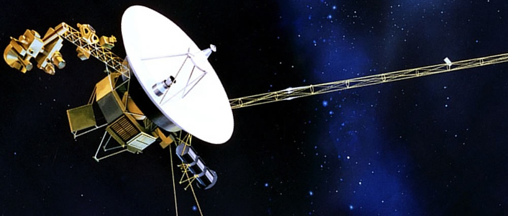 Adopt-a-Spacecraft: Voyager 1