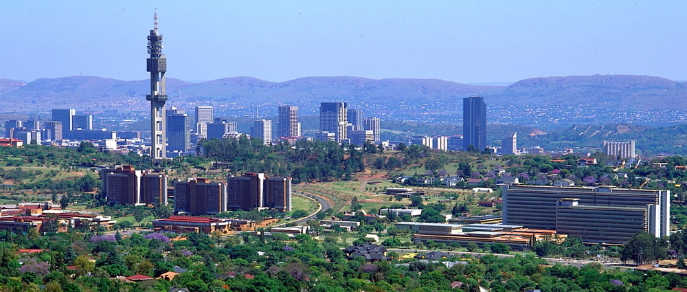Pretoria and Virtual Sites